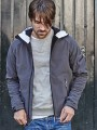 Męski Softshell Tee Jays Hooded Fashion Jacket