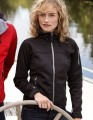 Damski Softshell z kapturem Slazenger Match Ladies