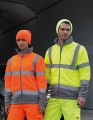 Result Safety Microfleece Jacket