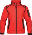 Damski Softshell Oasis - Red