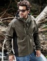 Męski Softshell Tee Jays Lightweight Performance z kapturem