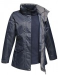 Damska kurtka Regatta Benson III Breathable 3-in-1 Jacket