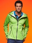 Męski Softshell James Nicholson Outdoor Jacket