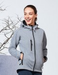Damski Softshell Sol's Hooded Jacket Replay