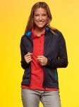 Damska bluza James Nicholson Stretchfleece Jacket