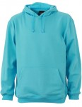 Bluza nierozpinana z kapturem James Nicholson Hooded Sweat