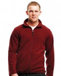 Męski Polar Regatta Micro Full Zip Fleece