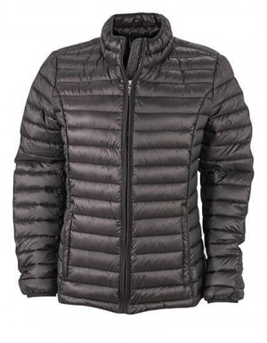 Damska kurtka James Nicholson Quilted  Down Jacket