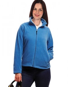 Damski Polar Regatta Micro Full Zip Fleece