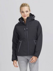 Damski Softshell Sol's Rock Women Padded