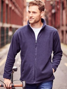 Męski Polar Russell Outdoor Fleece Full-Zip