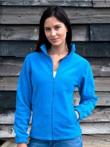 Damski Polar Result Ladies Fashion Fit Outdoor Fleece Jacket