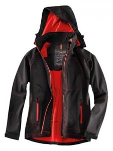 Męski Softshell z kapturem Macseis Outlook Men