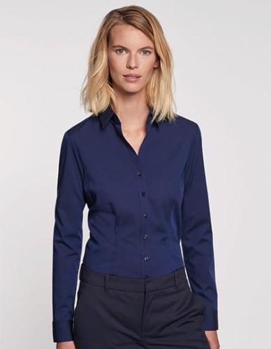 babb953c98 Damska koszula Seidensticker Blouse Slim Fit - Logos Dystrybucja