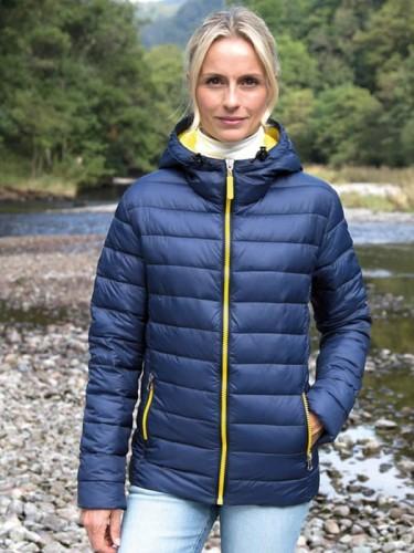 2f6d6084fa07a Damska kurtka pikowana Result Snow Bird Padded Jacket - Logos ...