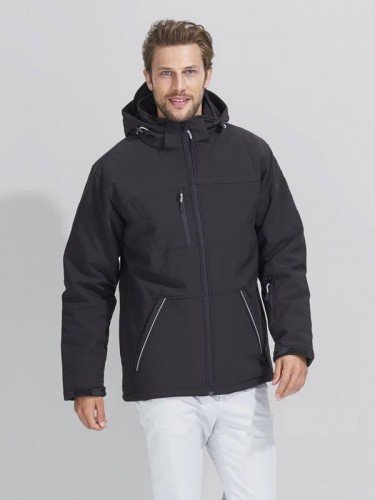 Męski Softshell Sol's Rock Men Padded