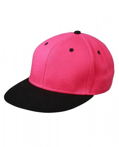 Czapka z daszkiem Myrtle Beach Flatpeak Drift - Pink/Black