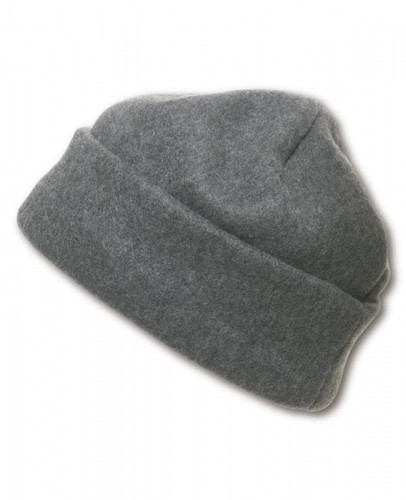 Czapka zimowa polarowa Fleece Bonneti - Grey
