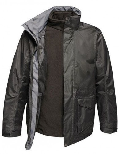 Męska kurtka Regatta Benson III Breathable 3-in-1 Jacket
