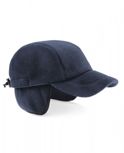 Czapka zimowa Beechfield Suprafleece™ Everest Cap - French Navy