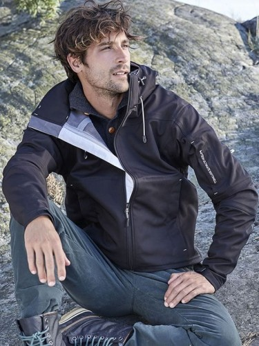 Męski Softshell Tee Jays Ultimate All Weather TJ 9530