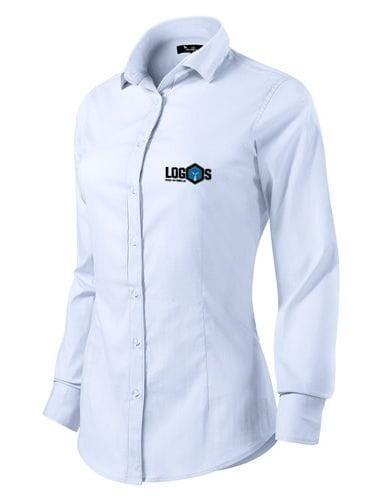 e704393135bb16 Koszula damska dopasowana Malfini Premium Dynamic - Logos Dystrybucja