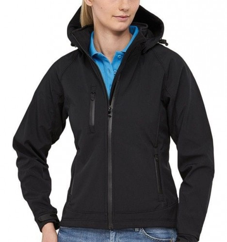 Damski Softshell z kapturem Macseis Safari Women