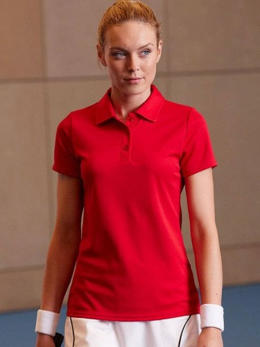 Damska koszulka Polo Fruit of the Loom Performance - 63-040-0