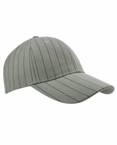 Czapka z daszkiem Exclusive Baseball Cap Grey Black