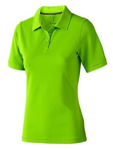 Damska koszulka Elevate Calgary Polo - Apple Green