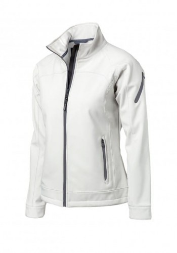 Damski Softshell Nimbus Duxbury Ladies - White