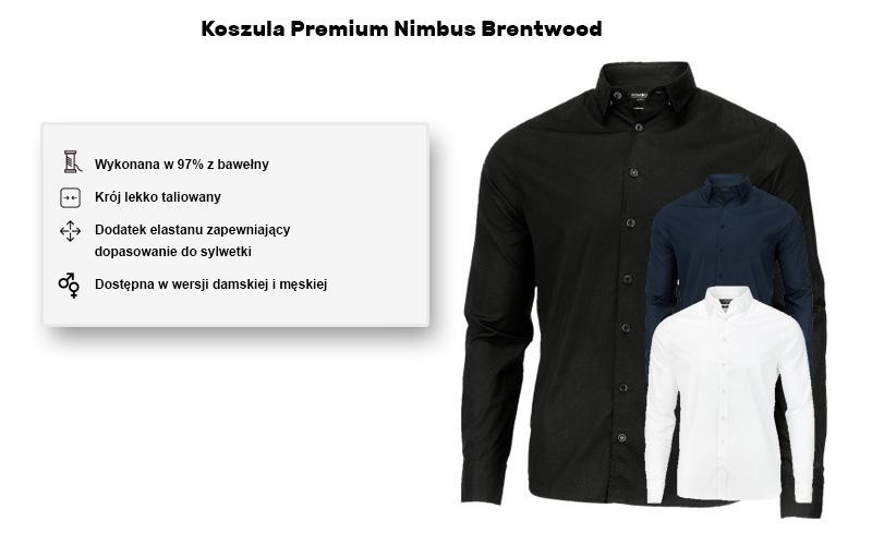 E logos » koszule biznesowe premium damskie
