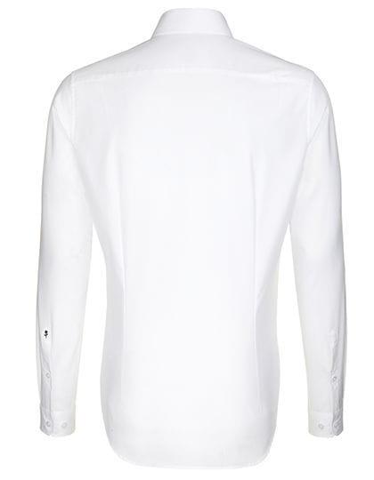 0c6aeb8ae0 Męska koszula premium Seidensticker Slim Fit Longsleeve - Logos ...