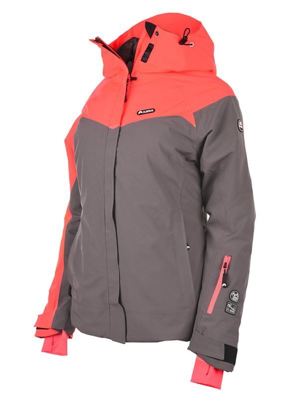 9ed3dafa10668 Damska kurtka zimowa Elbrus Keira - Logos Dystrybucja
