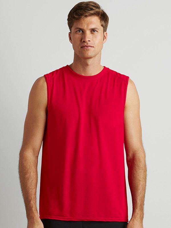 Koszulka bez rękawów męska męska