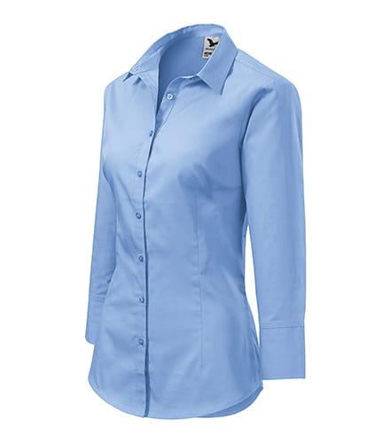 Koszula damska dopasowana z rękawem 34 Malfini Style  FLqA4